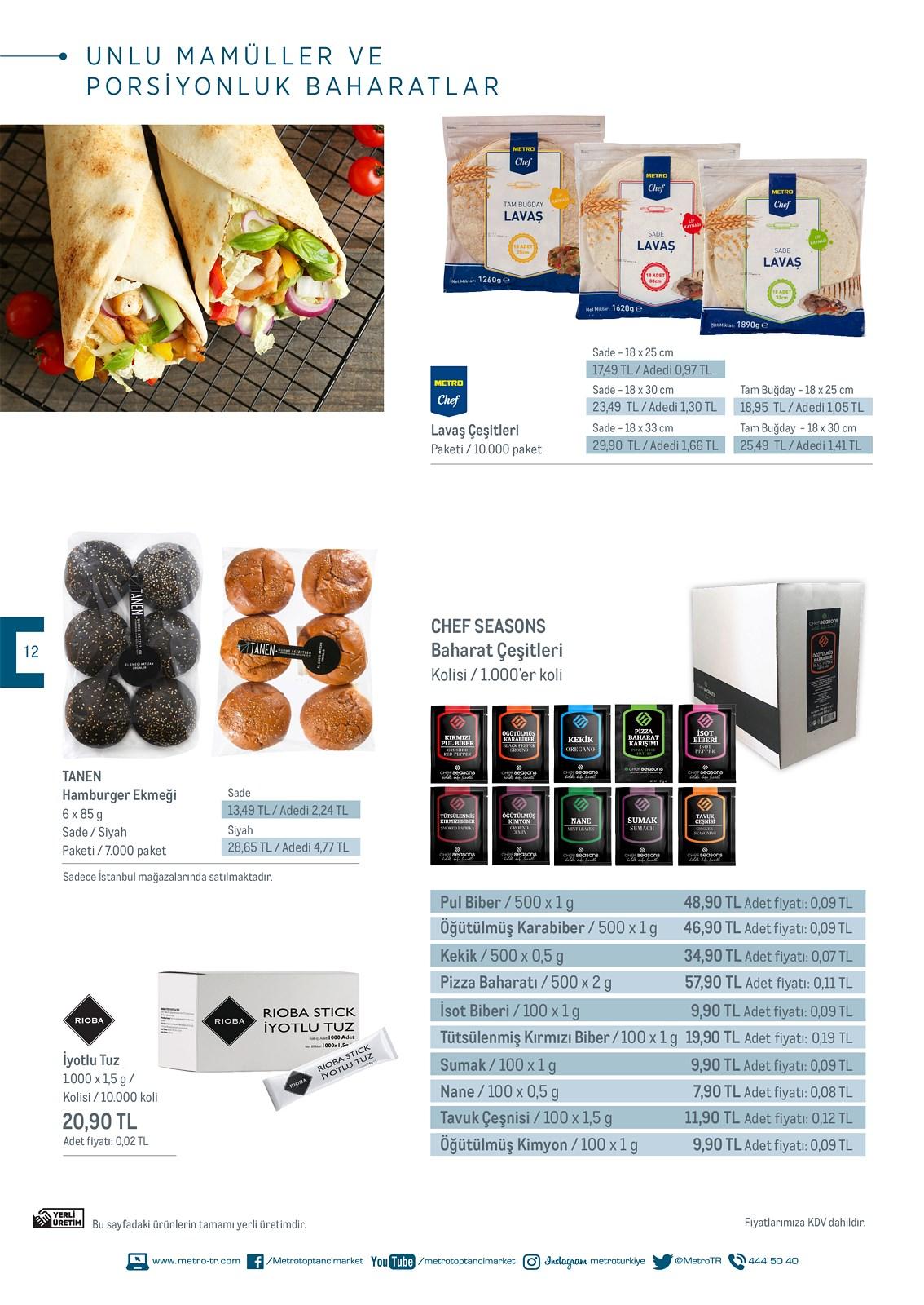 01.01.2021 Metro broşürü 12. sayfa