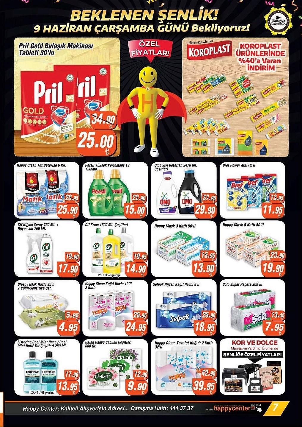09.06.2021 Happy Avantaj broşürü 7. sayfa