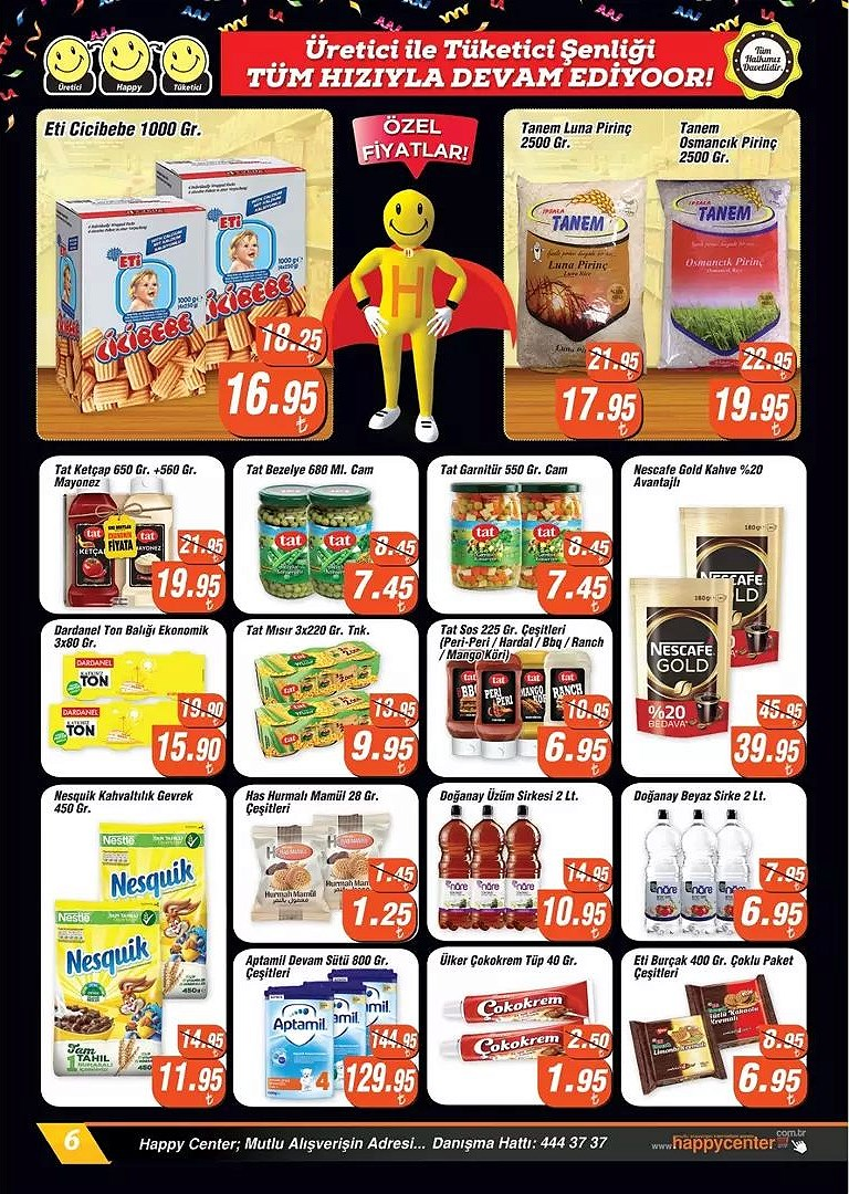 06.10.2021 Happy Avantaj broşürü 6. sayfa
