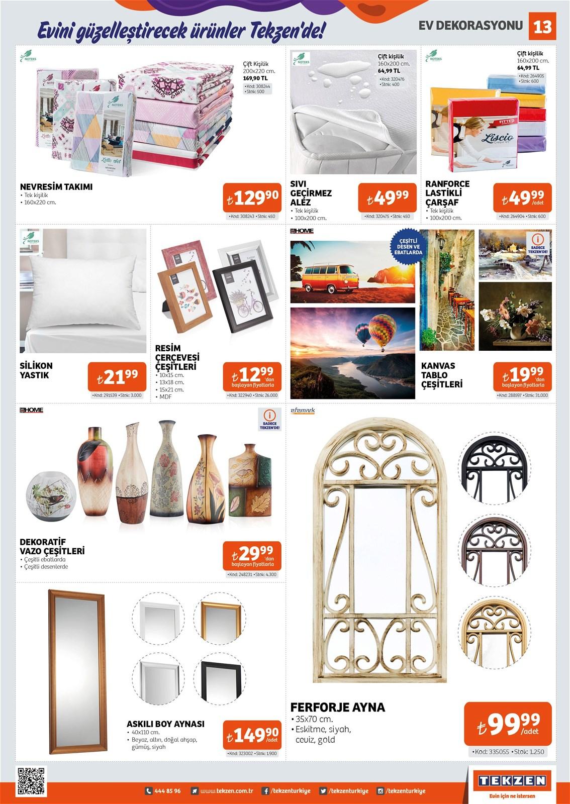 04.06.2021 Tekzen broşürü 13. sayfa