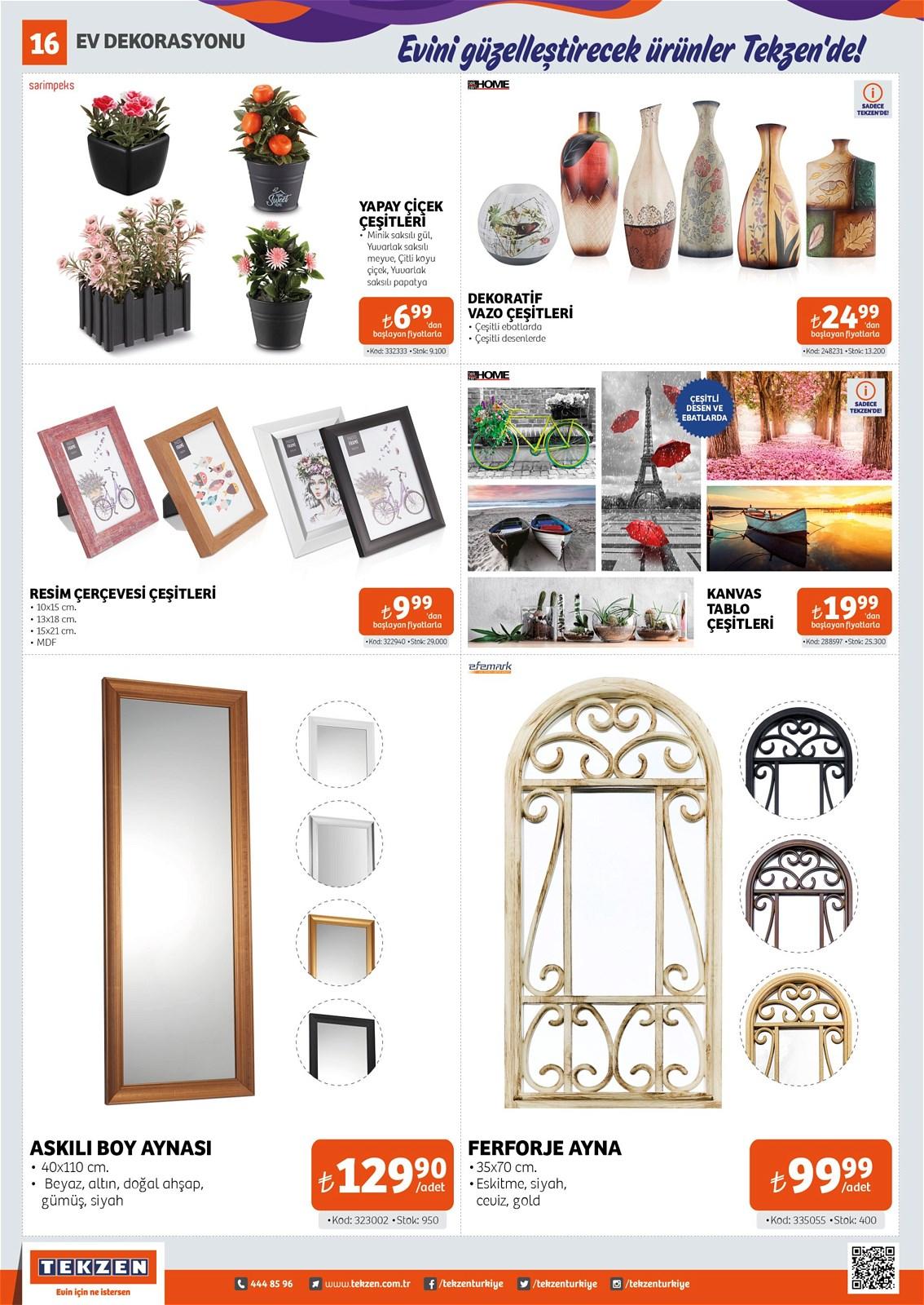 01.10.2021 Tekzen broşürü 16. sayfa