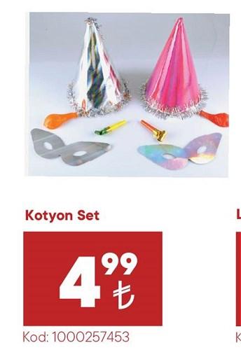 Kotyon Set image