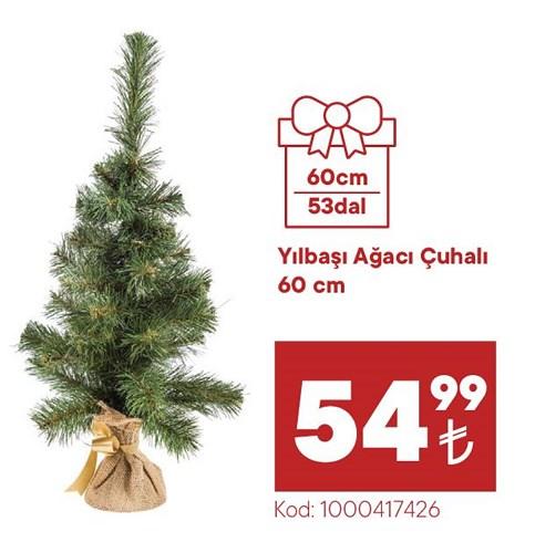 Yılbaşı Ağacı Çuhalı 60 cm image