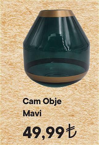 Cam Obje Mavi image