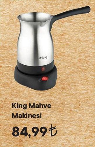 King Kahve Makinesi image