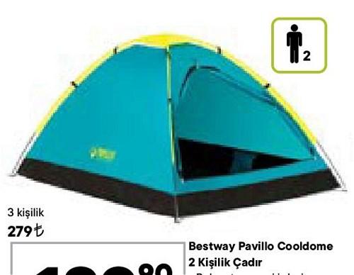 Bestway Pavillo Cooldome 3 Kişilik Çadır image