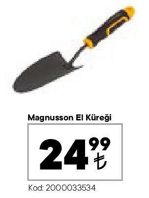 Magnusson El Küreği image