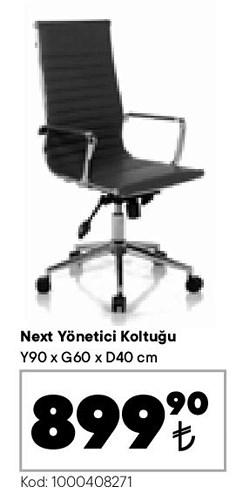 Next Yönetici Koltuğu image