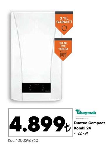 Baymak Duotec Compact Kombi 24 22 kW image