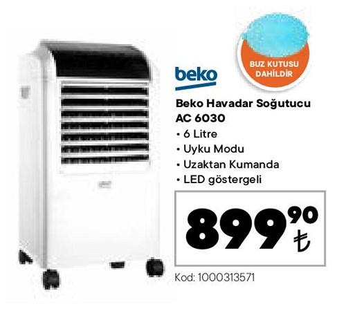 Beko Havadar Soğutucu AC 6030 6 Litre image