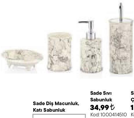 Sade Sıvı Sabunluk image