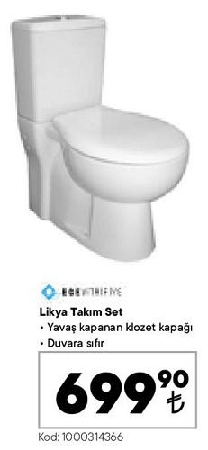 Ege Vitrifiye Likya Takım Set image