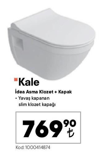 Kale İdea Asma Klozet+Kapak image
