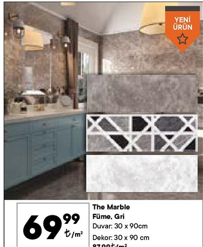 The Marble Colours m² image