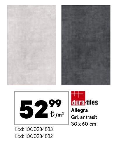 Duratiles Allegra m² image