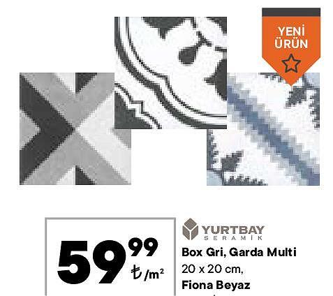 Yurtbay Box Gri/Garda Multi m² image