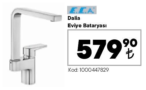 ECA Dalia Eviye Bataryası image