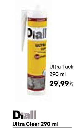 Diall Ultra Tack 290 ml image