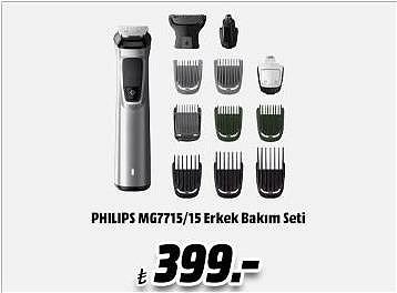 Philips MG7715/15 Erkek Bakım Seti image