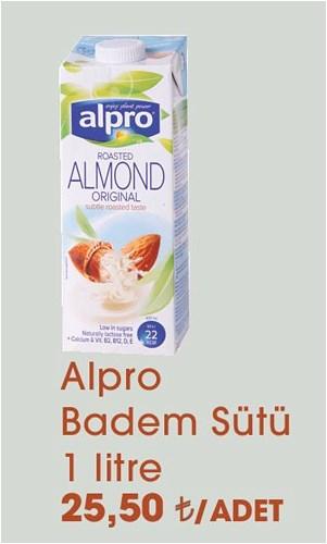 Alpro Badem Sütü 1 l image