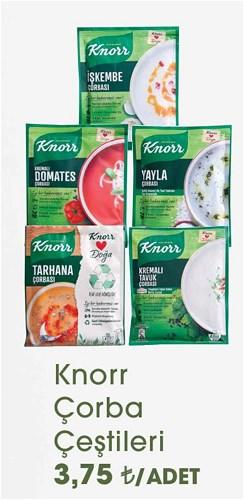 Knorr Çorba Çeşitleri/Adet image