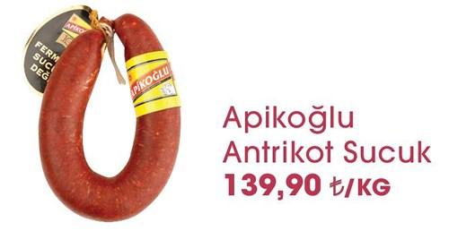 Apikoğlu Antrikot Sucuk kg image