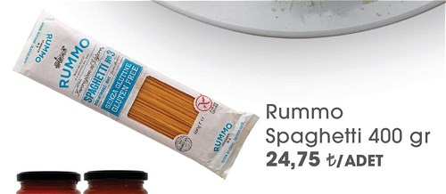 Rummo Spaghetti 400 gr image