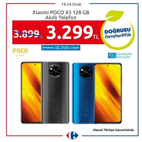 Xiaomi Poco X3 128 GB Akıllı Telefon image