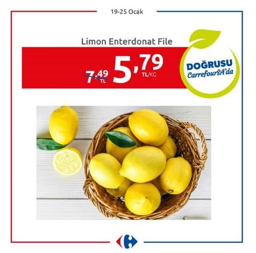 Limon Enterdonat File kg image