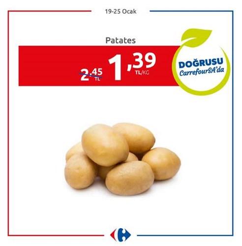 Patates kg image