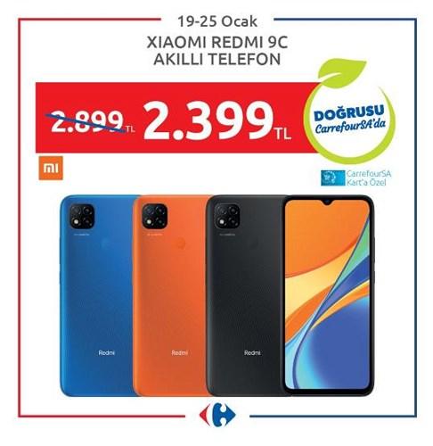 Xiaomi Redmi 9C Akıllı Telefon image