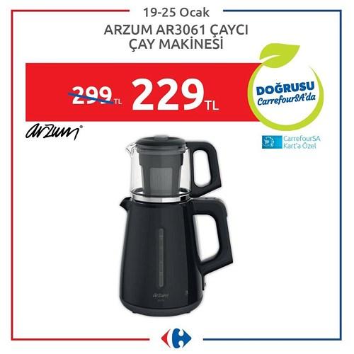 Arzum AR3061 Çaycı Çay Makinesi image