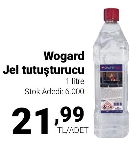 Wogard Jel Tutuşturucu 1 l image