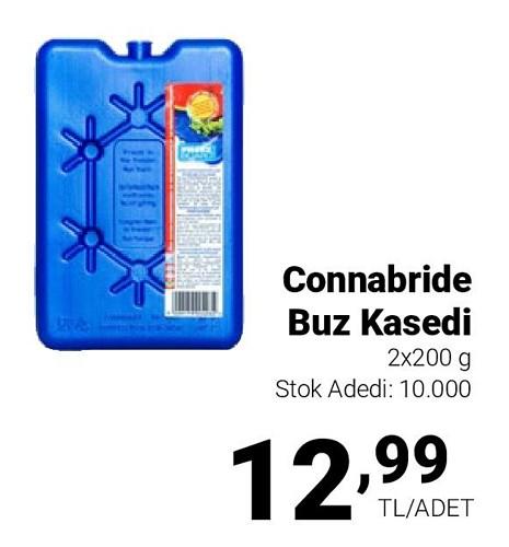 Connabride Buz Kasedi 2x200 g image