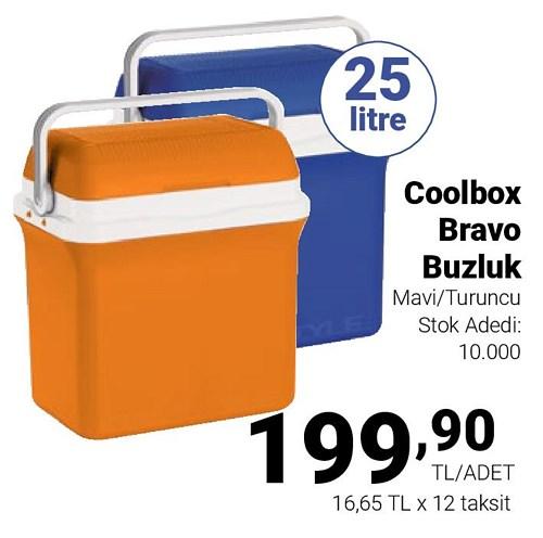 Coolbox Bravo Buzluk 25 l image