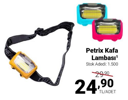 Petrix Kafa Lambası image