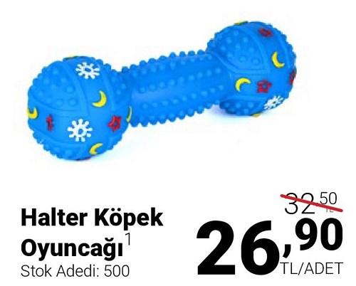 Halter Köpek Oyuncağı image