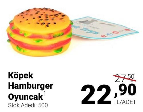 Köpek Hamburger Oyuncak image