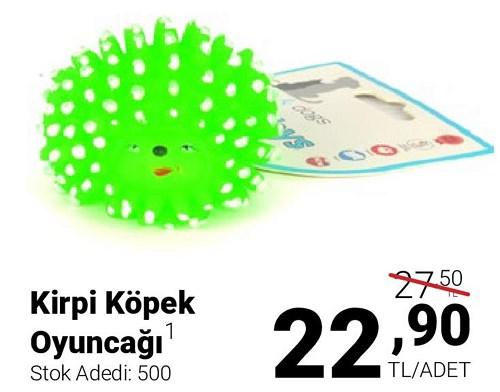 Kirpi Köpek Oyuncağı image