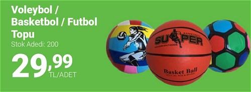 Voleybol/Basketbol/Futbol Topu image