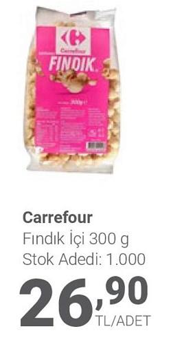 Carrefour Fındık İçi 300 g image