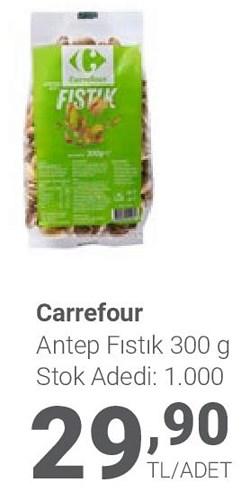 Carrefour Antep Fıstık 300 g image