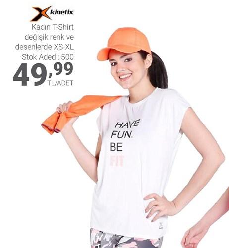 Kinetix Kadın T-Shirt image
