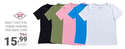 Lee Cooper Basic T-shirt image