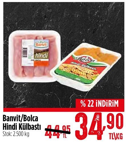 Banvit/Bolca Hindi Külbastı kg image