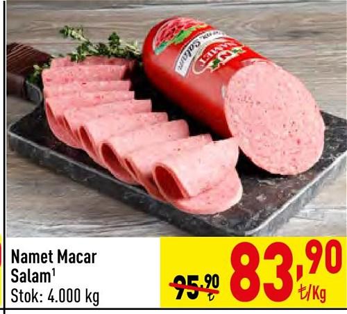 Namet Macar Salam kg image
