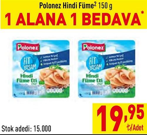 Polonez Hindi Füme 150 g image