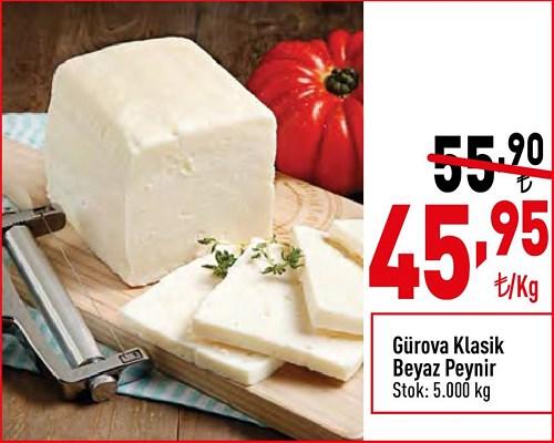 Gürova Klasik Beyaz Peynir kg image