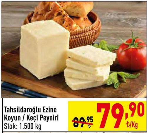 Tahsildaroğlu Ezine Koyun/Keçi Peyniri kg image