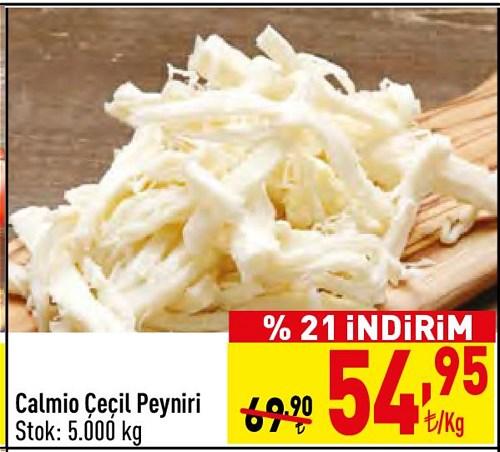 Calmio Çeçil Peyniri kg image